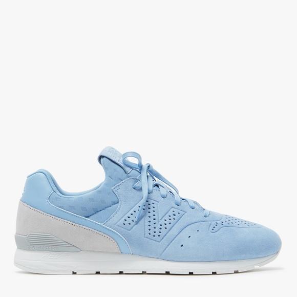 best service cc9f5 6fb80 New Balance Men s MRL696 Sky Blue Sneakers